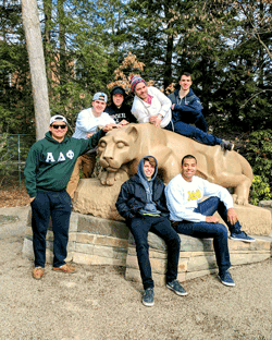 Alpha Delta Phi in Penn State